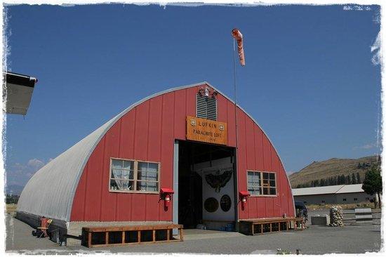North Cascades Smoke Jumper Base 2