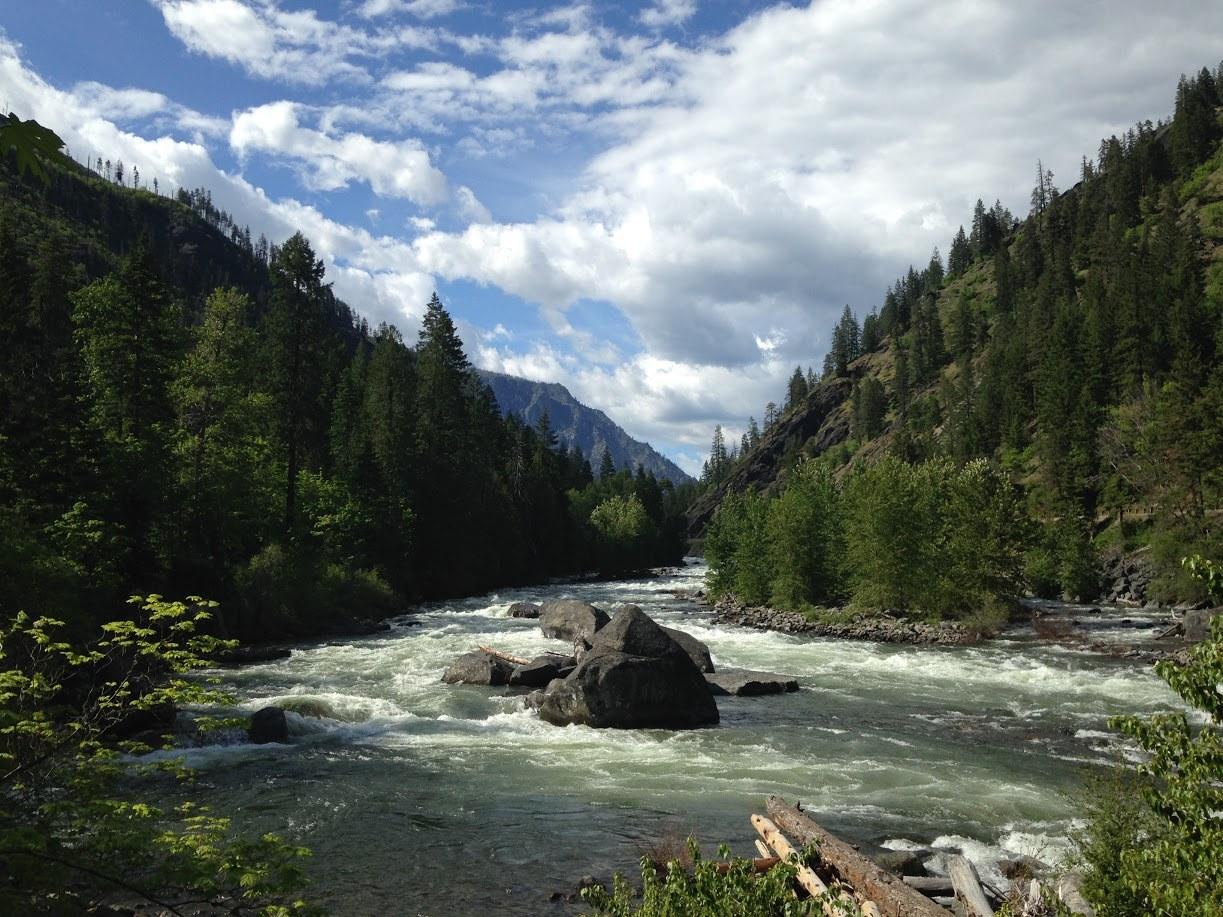 Tumwater Pipeline Trail