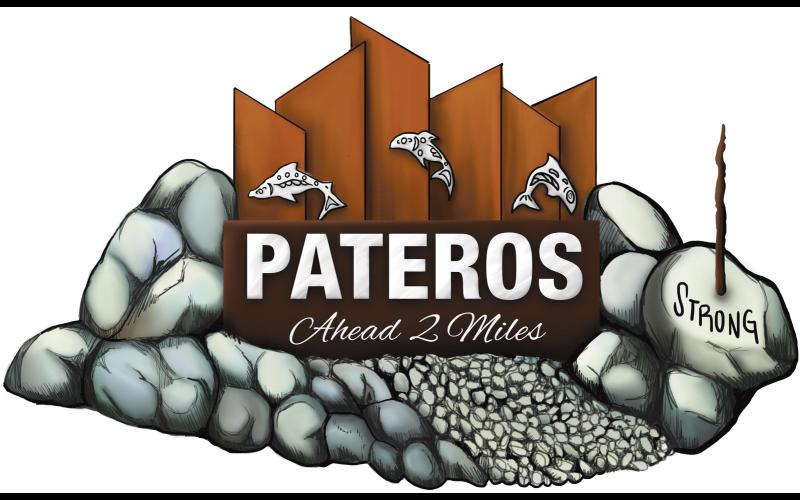 Welcome to Pateros Sign 2