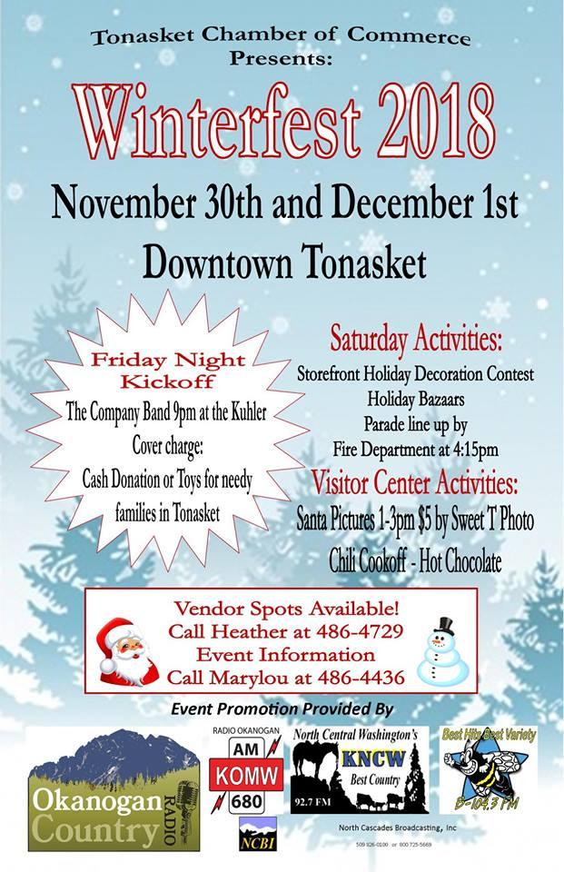 Tonasket Fire Map.Tonasket Winterfest 2017