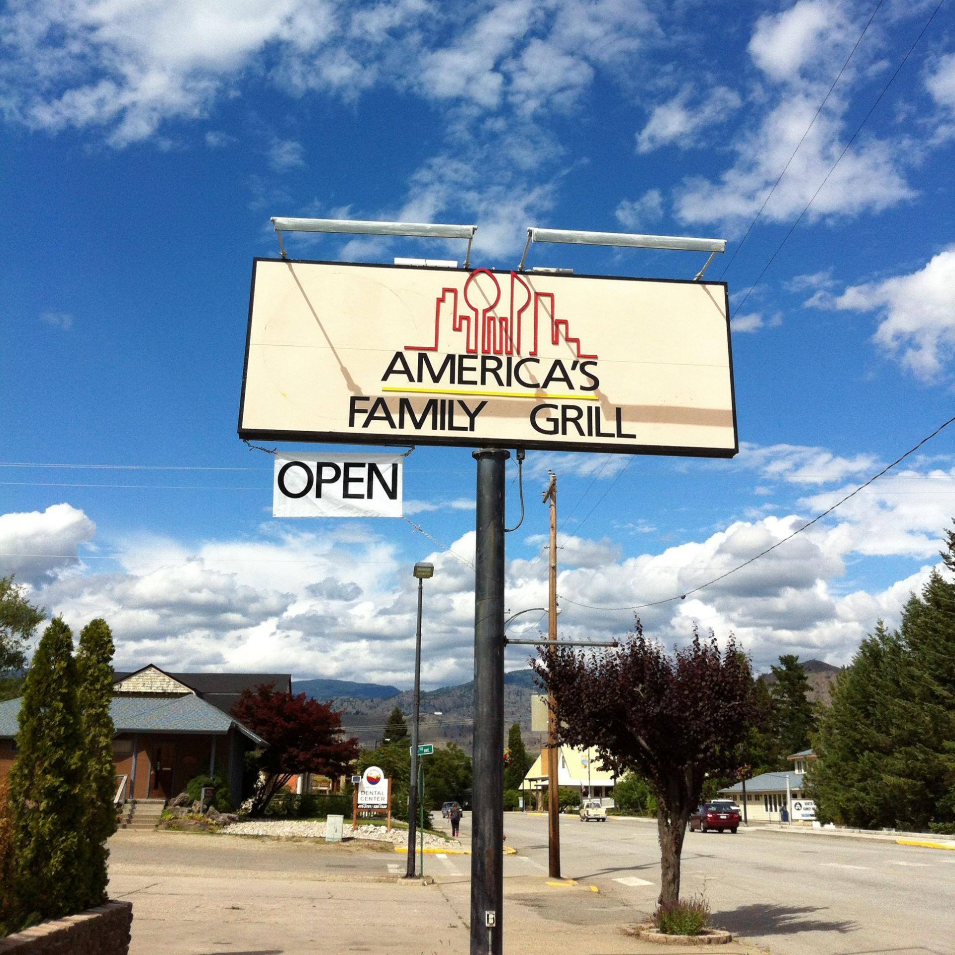 America's Family Grill