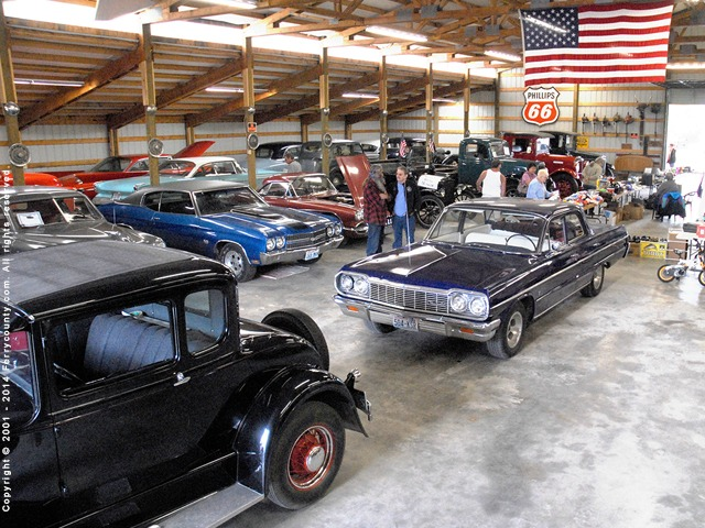 Antique Auto & Truck Museum