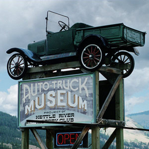 Antique Auto & Truck Museum 1