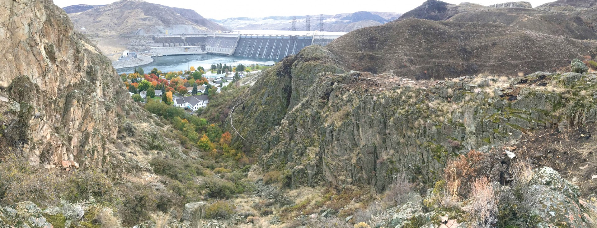 Candy Point Trail (Coulee Dam Area)