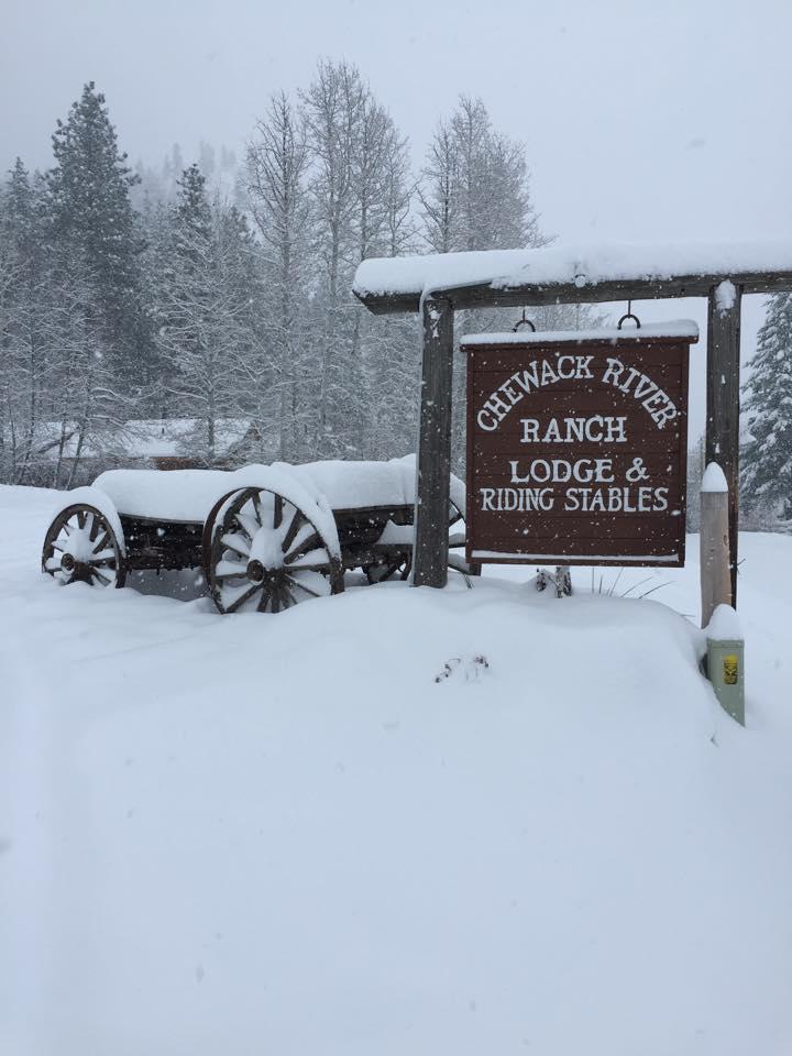 Chewack River Guest Ranch