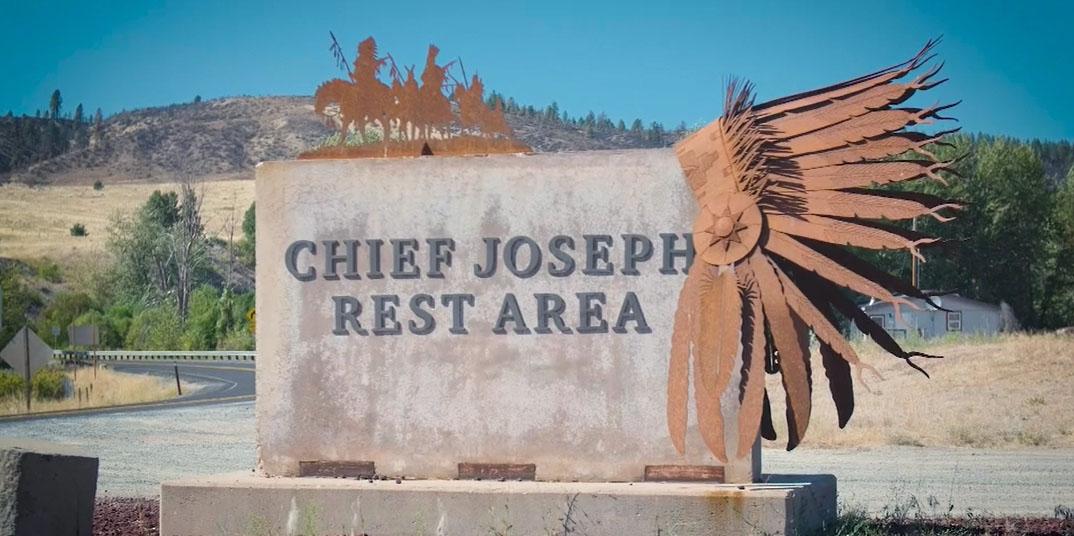 Chief Joseph Rest Area