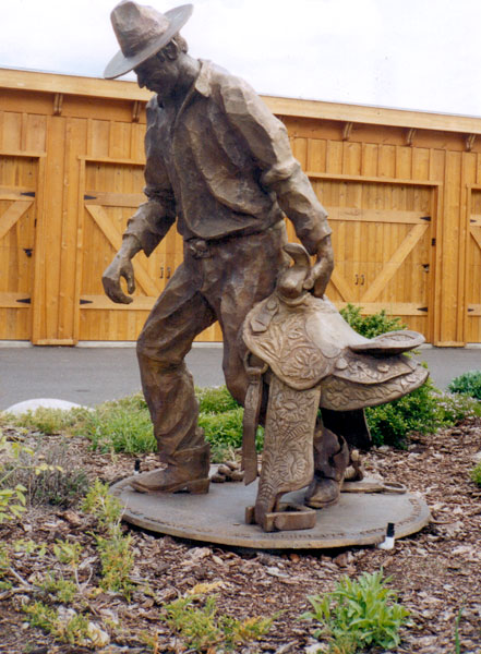 Image provided by richbeyersculpture.com