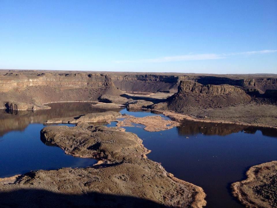 Dry Falls Visitor Interpretive Center