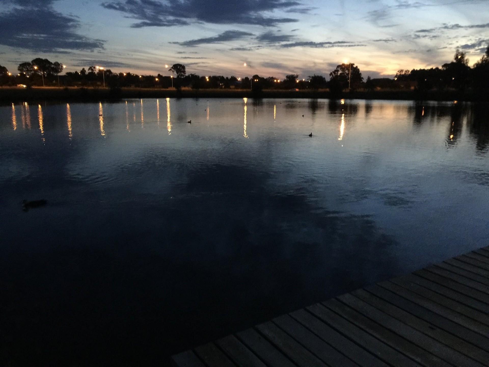 Forde Lake