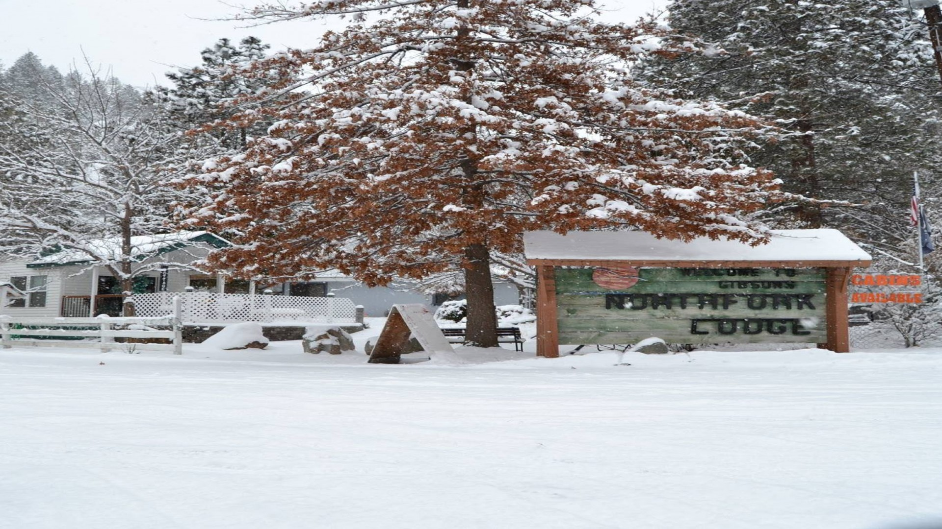 Gibson's Northfork Lodge