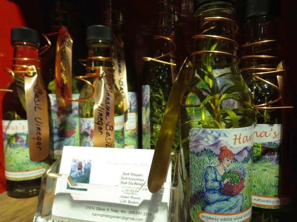Hanna's Inner City Herb Garden