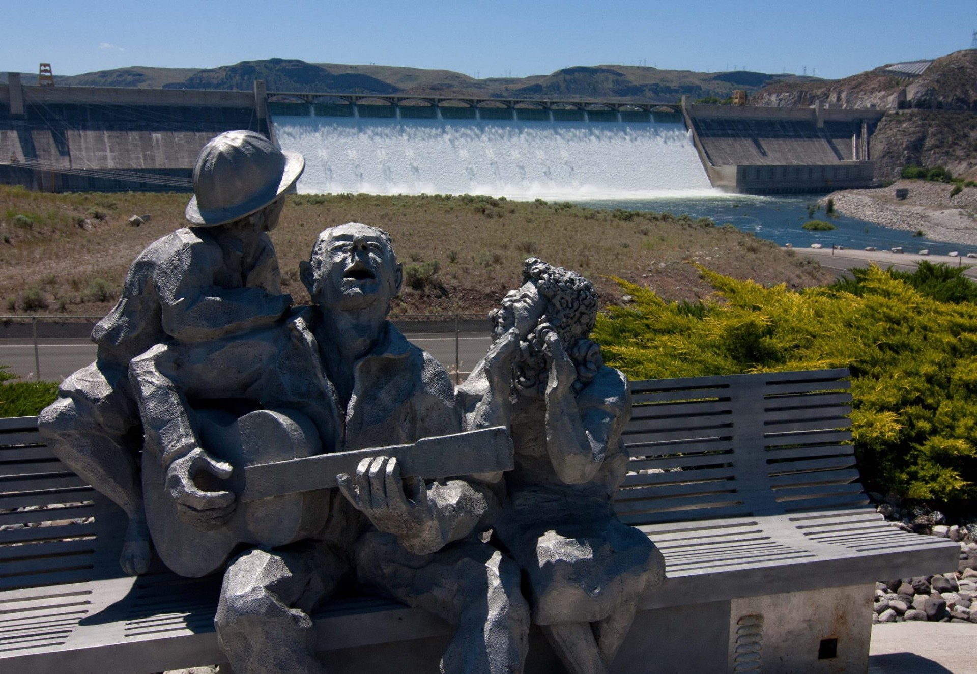 Historical Walking Tour of Grand Coulee Dam