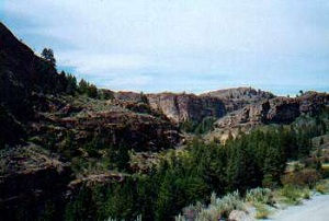 McLaughlin Canyon Trail