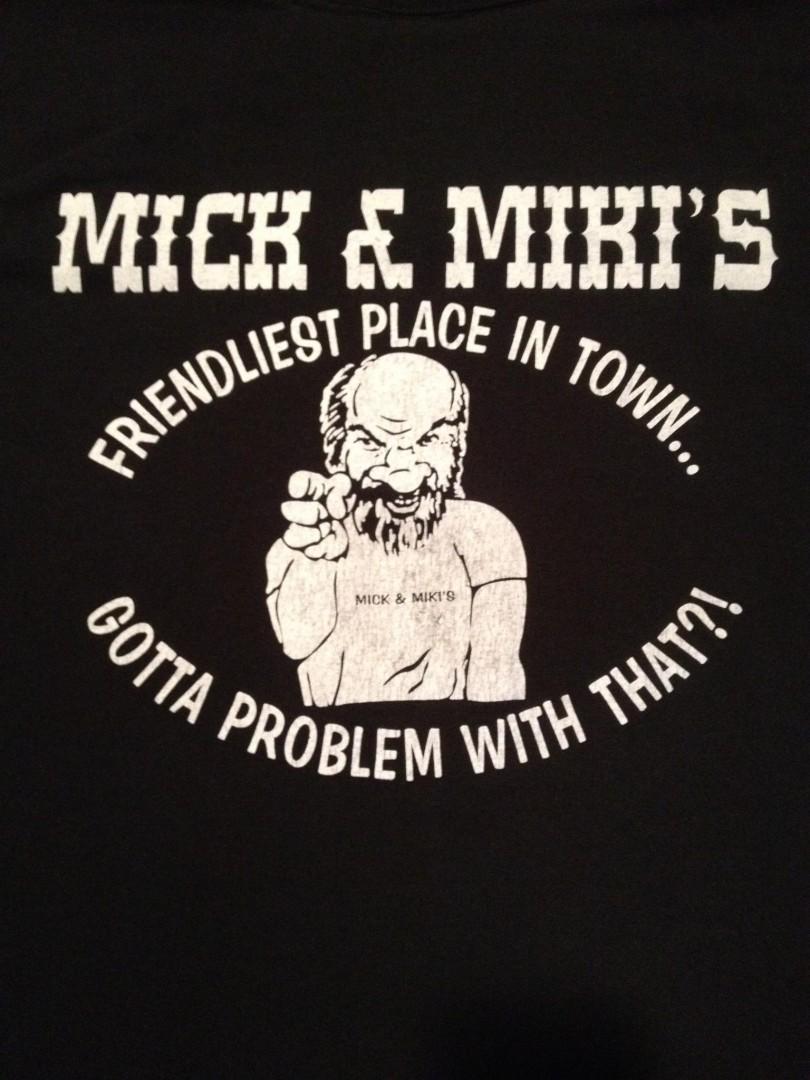 Mick and Miki's Red Cedar Bar