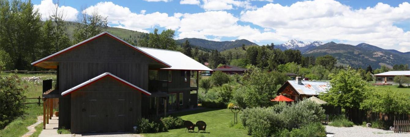 Mt. Gardner Inn