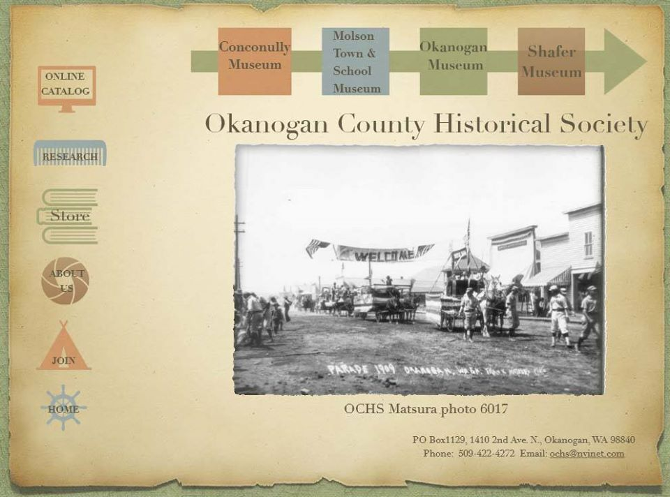 Okanogan Historical Society