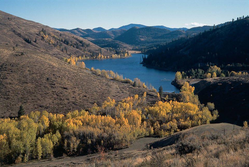 Okanogan Trails Scenic Byway