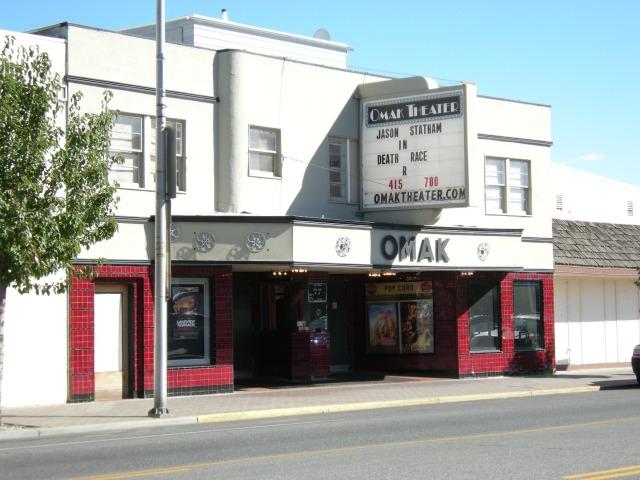 Omak & Mirage Theaters