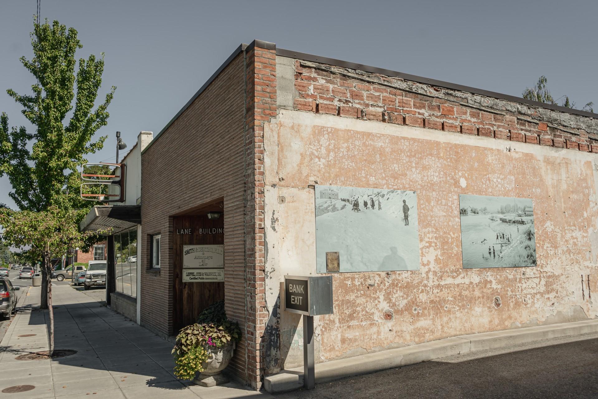Omak Main Street Historical Photo Tour