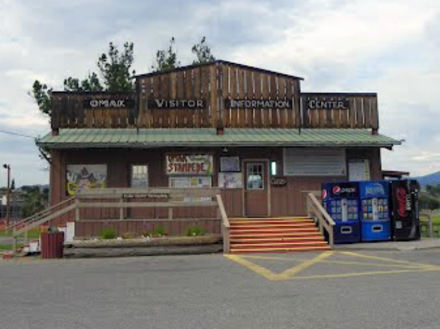 Omak Visitor Information Center