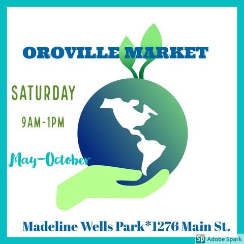 Oroville Farmer's Market