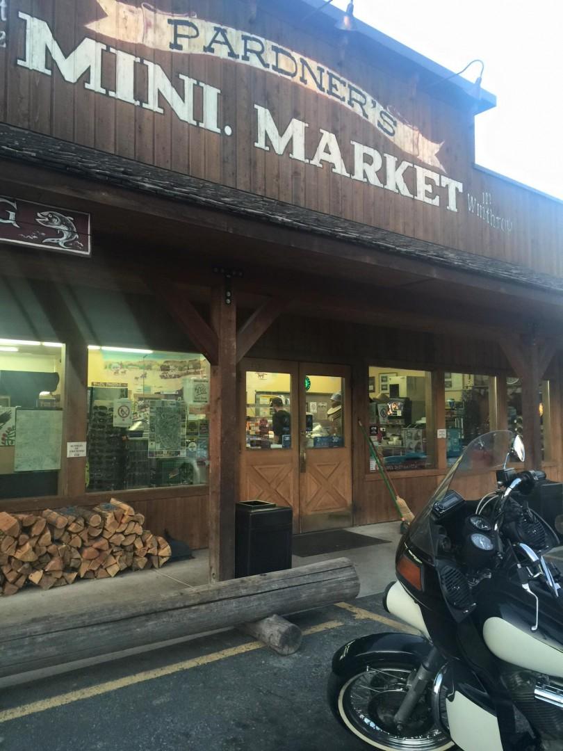 Pardner's Mini Market