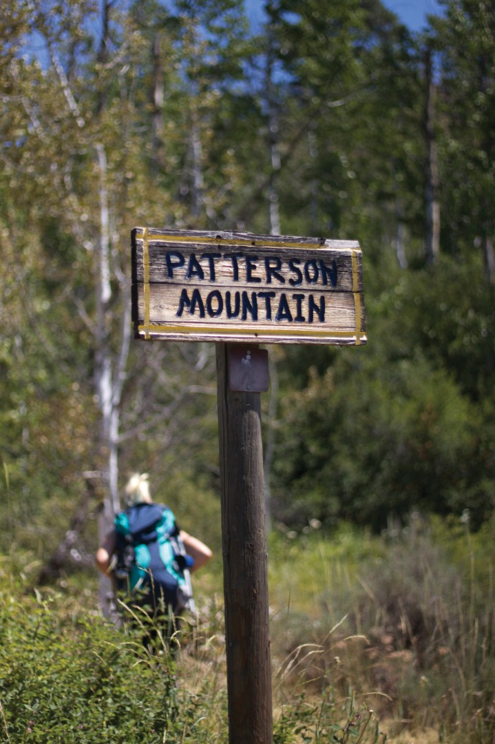 Patterson Mountain