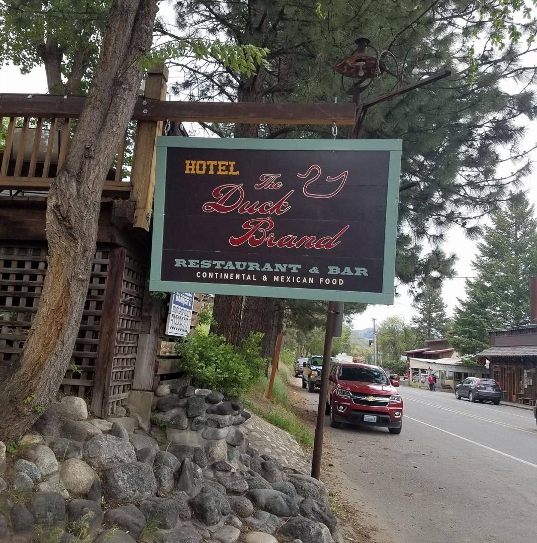 The Duck Brand Restaurant & Bar