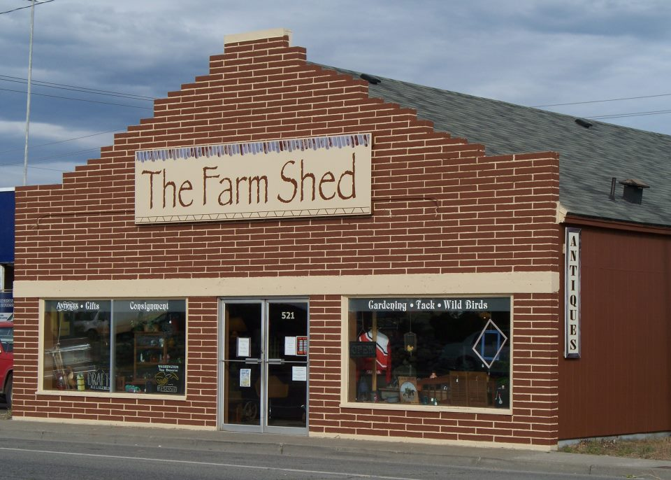 The Farm Shed