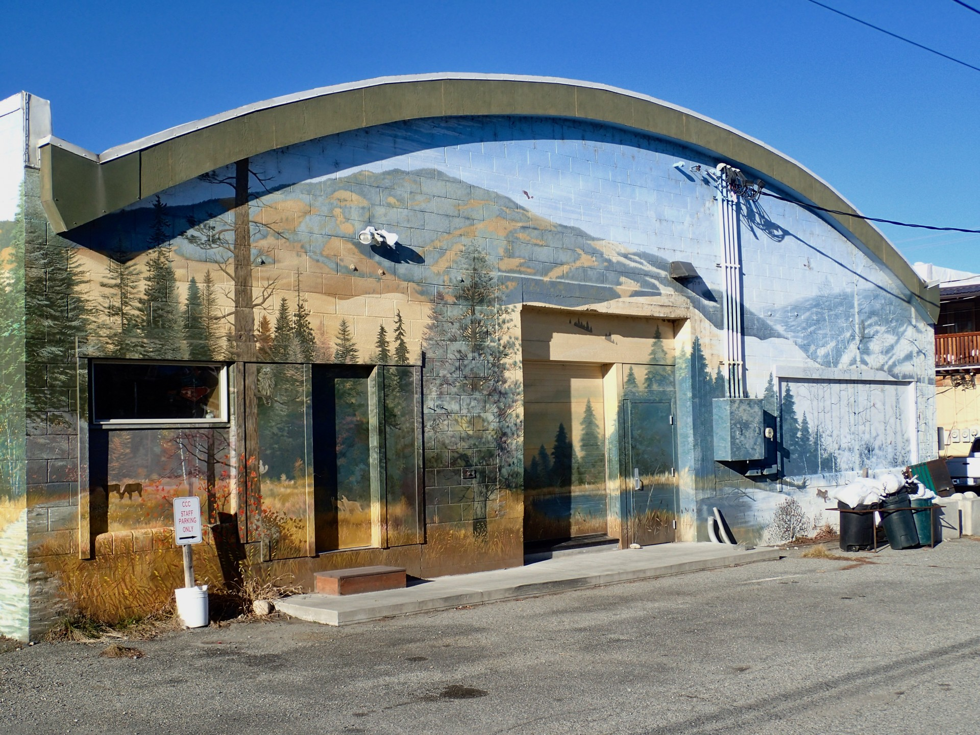 Tonasket Community Cultural Center 2