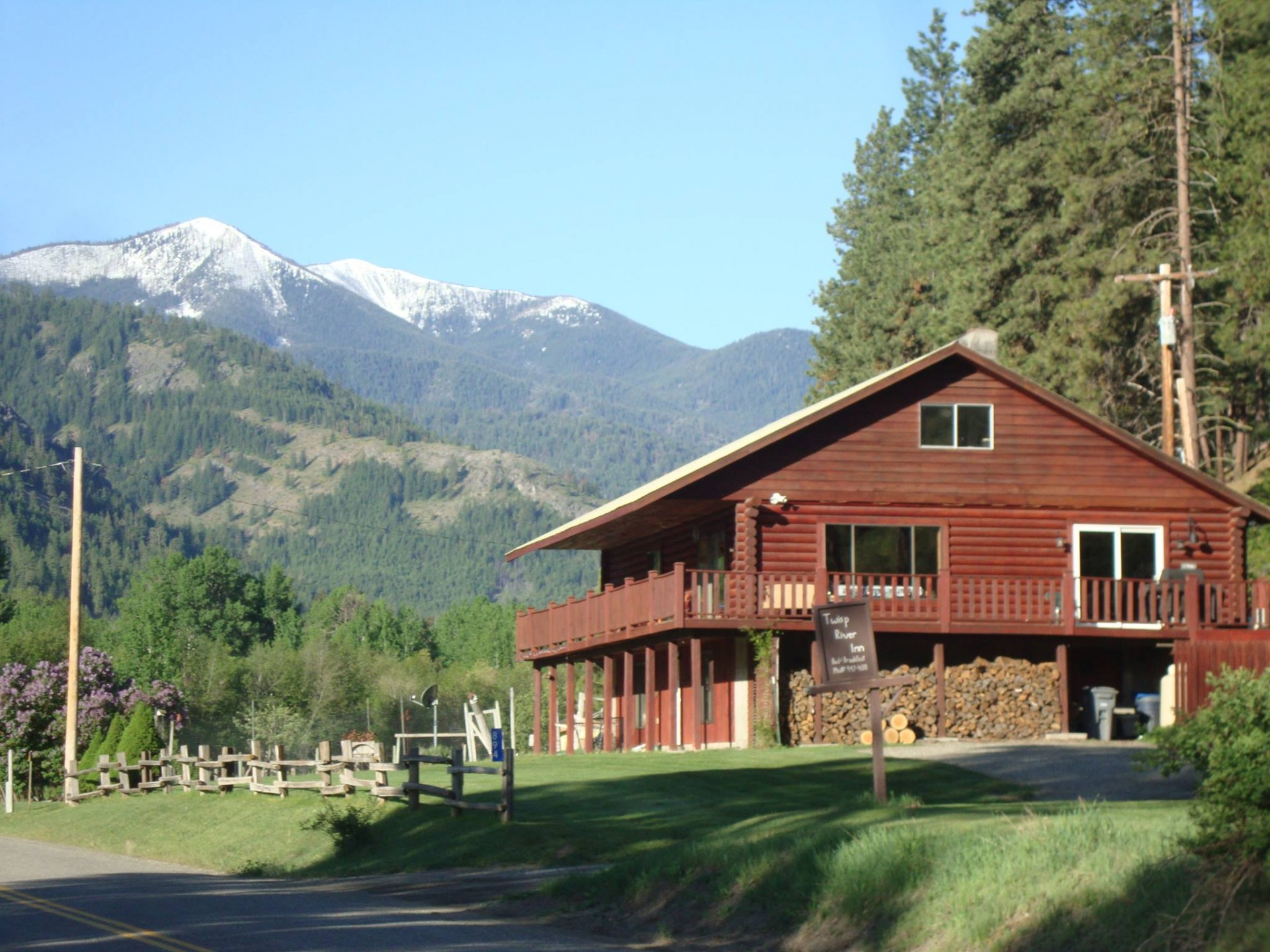 Twisp River Inn Bed & Breakfast