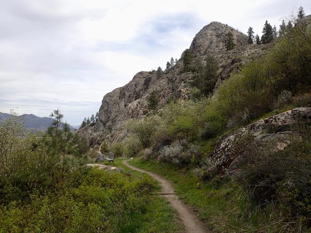 Whistler Canyon Trailhead