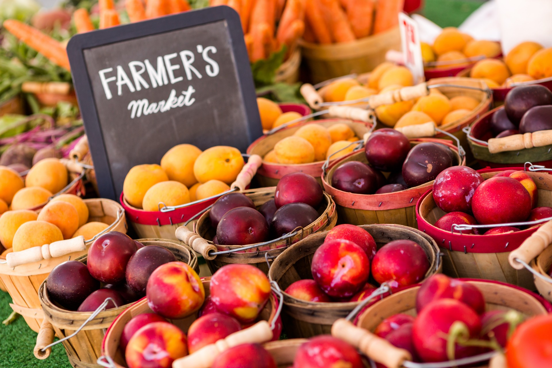 Winthrop Farmers Market
