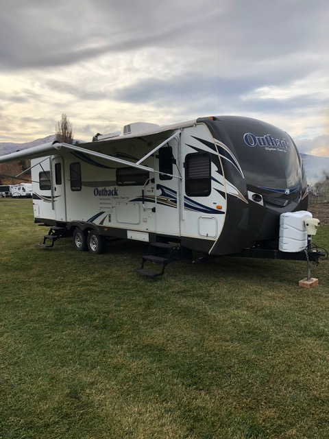 31' Outback Trailer