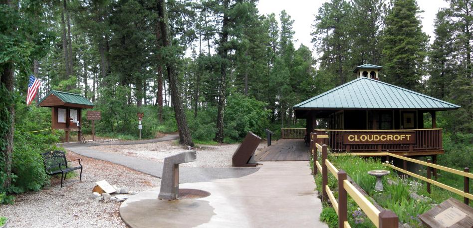 Cloudcroft Trail - Trestle Recreation Area
