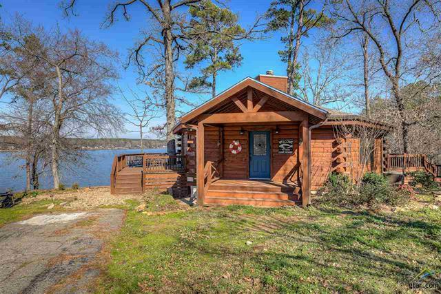 HL With breathtaking views of Lake Cypress Springs, this home overlooks the main body of the lake.