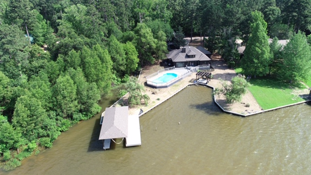 HN  FABULOUS WATERFRONT 2017 REMODEL-LAKE CYPRESS SPRINGS-GATED COMMUNITY OF EAGLE POINT