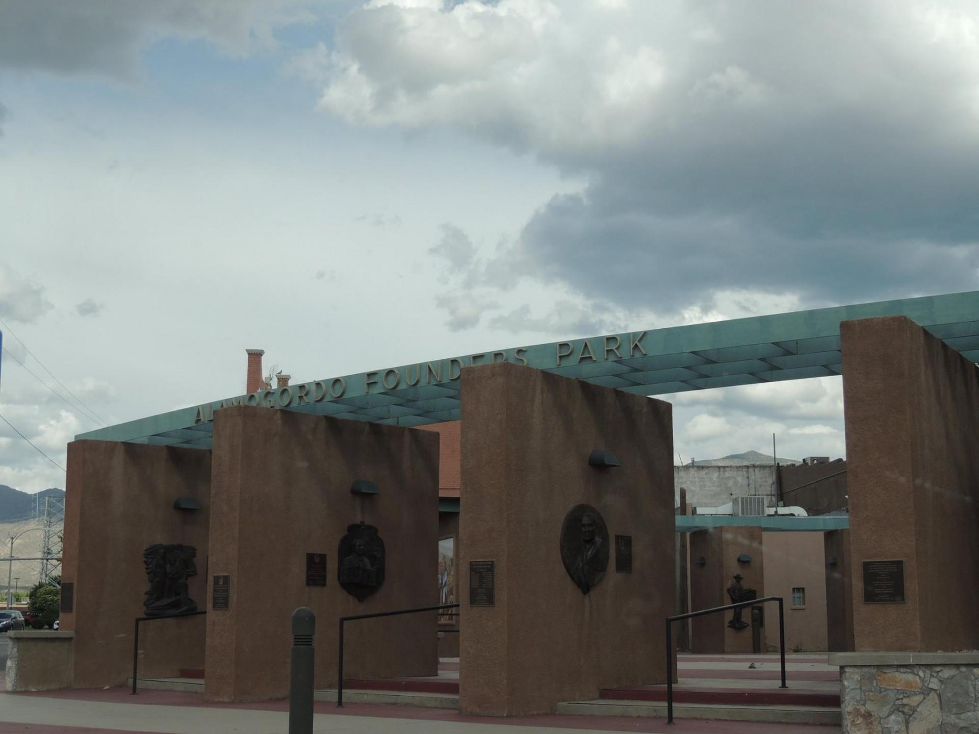 Alamogordo Founders Park