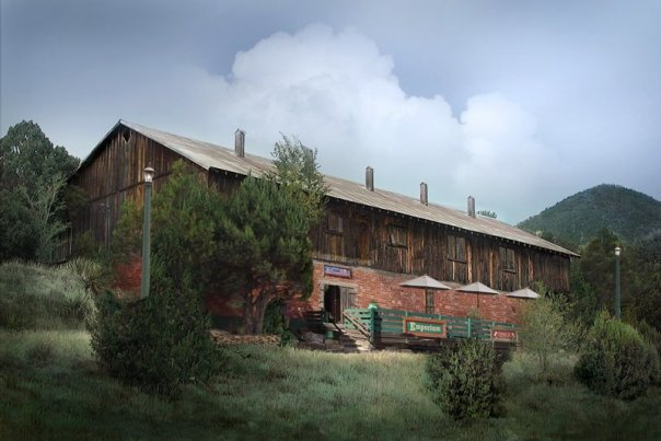 The Old Apple Barn